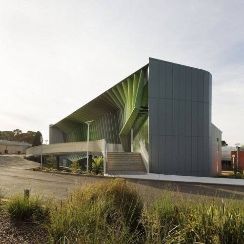 Knox Innovation Opportunity and Sustainability Centre - image 1