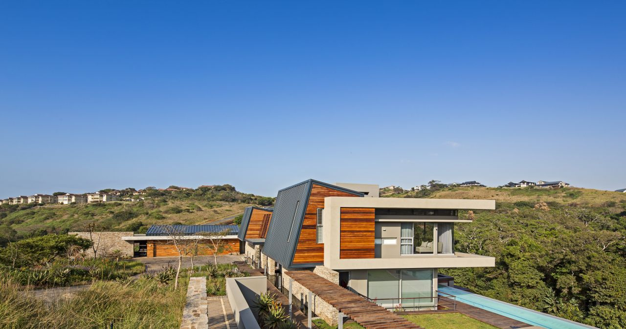 Albizia House by Metropole Architects in South Africa 2