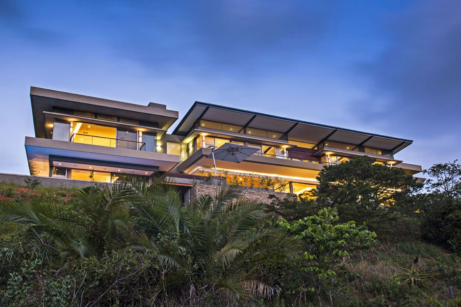Albizia House by Metropole Architects in South Africa 3