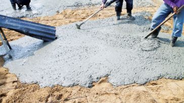 Different Types of Concrete Mix